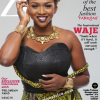FAB COVER: Waje is Zen Magazine's November cover girl!