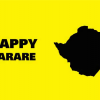 FAB Video: Zimbabwe Is 34 & Pharrell Makes Them 'Happy' In Zimbabwe's Captial City