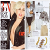 FAB Fashion: Jewel By Lisa Bomber Jacket Featured In Harpers Bazaar March 2014 Issue
