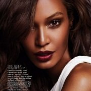 FAB Editorial: Joan Smalls for Glamour UK June 2013