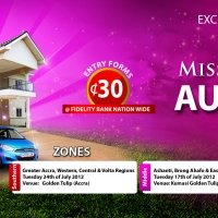 FAB EVENTS: Miss Ghana audition dates and venues announced