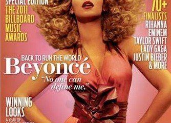 The singer graces the cover of industry music mag Billboard this month