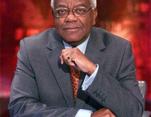 Britain's best ever black journalist