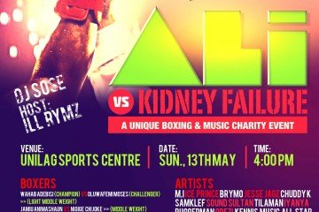 Ali vs kidney flyer