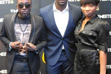 Ice Prince,Alex Okosi and Mo Cheddah