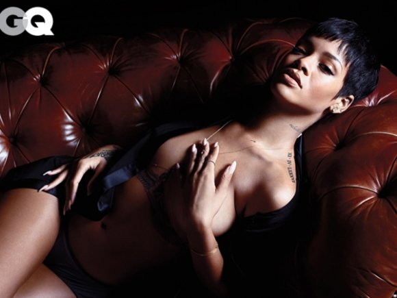 Are not gq magazine rihanna thanks for