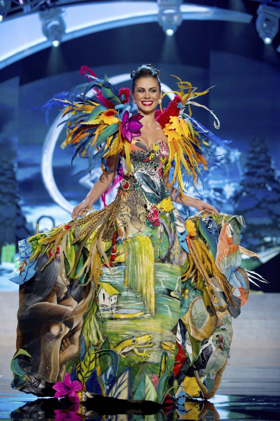329232-miss-brazil-markus-performs-onstage-at-the-  sc 1 st  FAB Magazine & FAB Beauty: Miss Universe 2012 National costumes - FAB BLOG