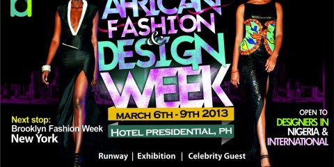 AFRICAN FASHION SHOW new