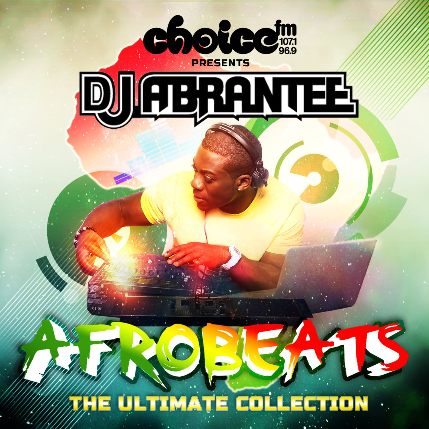 Afrobeats The Ultimate Collection Artwork
