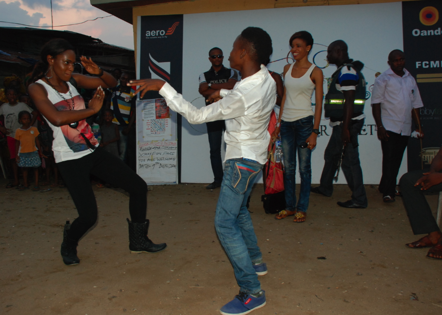 Vixen organized a competition between the young upcoming artists