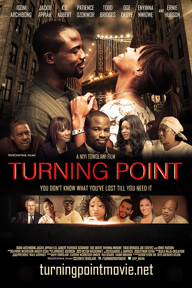 FAB Outstanding Film: Niyi Towolawi on Turning Point | The ...