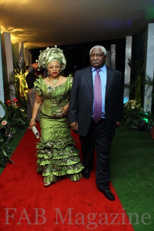 Mother of all WeddingsVice President Yemi Osinbajos