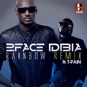 FAB New Music 2Face Idibia Pushes The Envelope On My Rainbow Remix