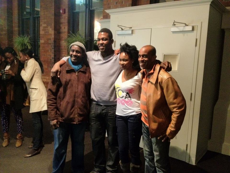 Director & Cast for Brixton Stories