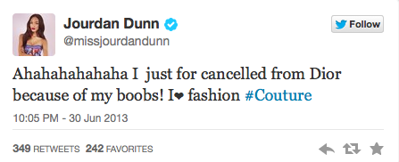 jourdan-dunn-tweet-1