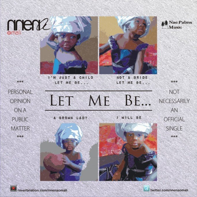 LET ME BE A WOMAN_artwork
