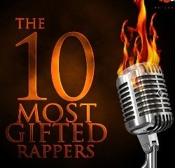 most gifted rappers