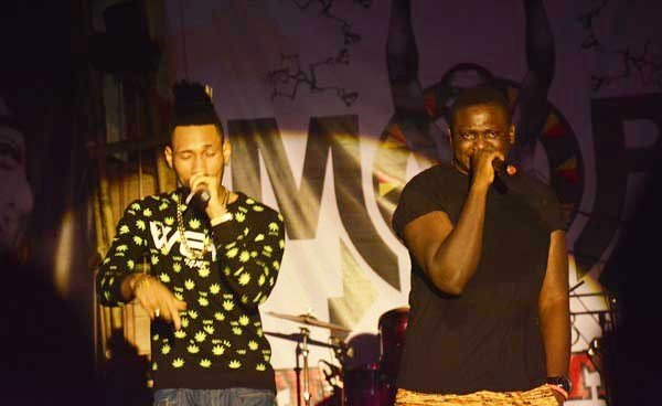 Phyno-and-Illbliss-performing-at-Felabration-2013-New-Afrika-shrine-October-2013-29-copy