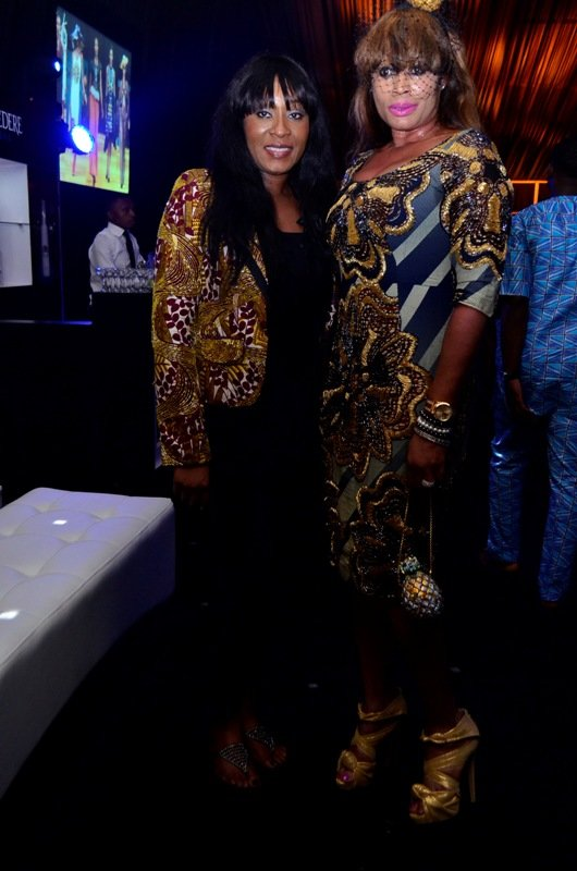 Ada Mgbudem of Ella & Gabby and Nkiru Animudu
