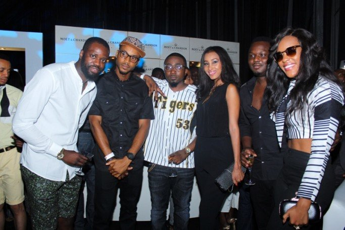 Ice Prince, Dr Sid, Emma Nyra and Friends