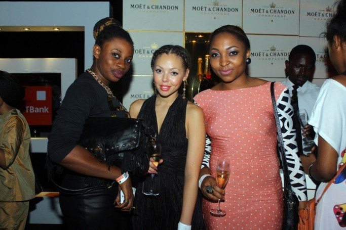 Mareejay Alabi, Cindy and Sharon Ojong