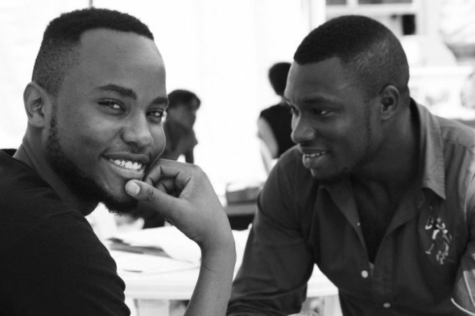 Sweet boys Nick Mutuma (Leo) and Ikubese Emmanual Ifeanyi (Femi) - See more at: http://www.shuga.tv/behind-the-scene/on-set-while-filming/nggallery/my-first-album/on-set/image/sweet-boys-nick-mutuma-leo-and-ikubese-emmanual-ifeanyi-femi-getting-ready-for-their-first-scenes-together/#sthash.QvT2w70L.dpuf