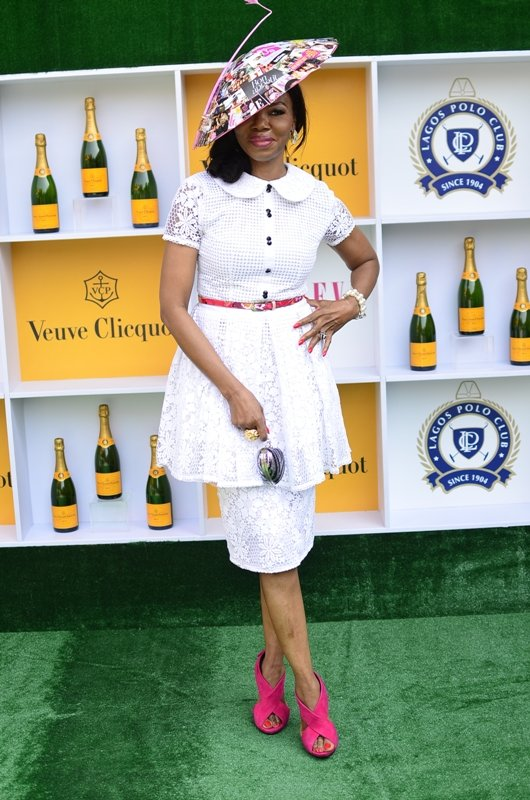 Betty Irabor (Publisher - Genevieve Magazine)