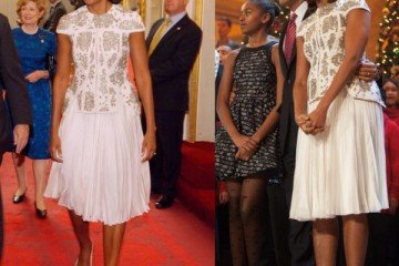 FAB Fashion 50 And Fabulous! First Lady, Michelle Obama Celebrates Milestone Age And We Celebrate Her Style (2)