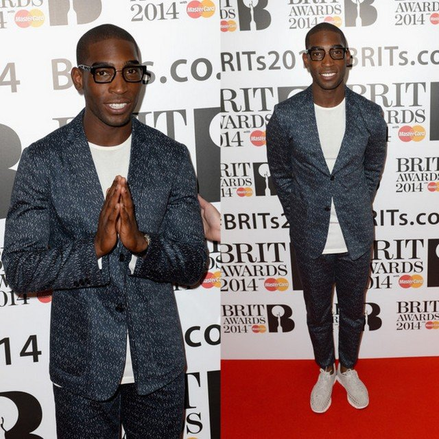 FAB Fashion Police Red Carpet Style At The Brit Awards 2014 Nomination Launch Party (10)