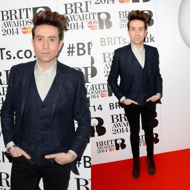 FAB Fashion Police Red Carpet Style At The Brit Awards 2014 Nomination Launch Party (12)