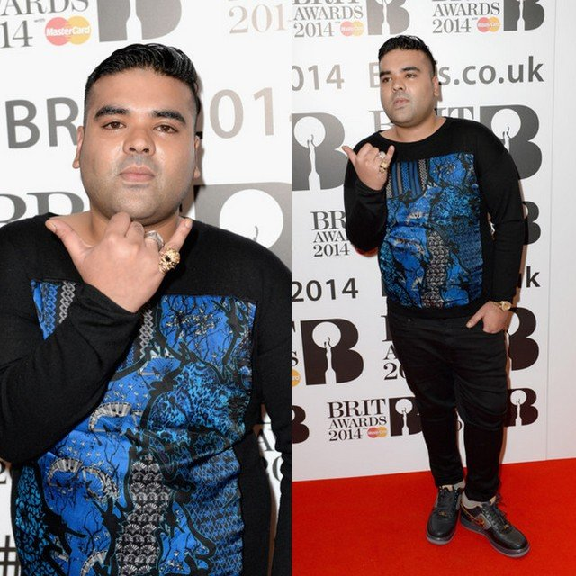 FAB Fashion Police Red Carpet Style At The Brit Awards 2014 Nomination Launch Party (13)