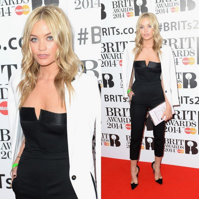 FAB Fashion Police Red Carpet Style At The Brit Awards 2014 Nomination Launch Party (2)
