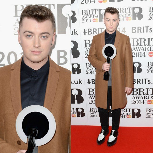 FAB Fashion Police Red Carpet Style At The Brit Awards 2014 Nomination Launch Party (4)
