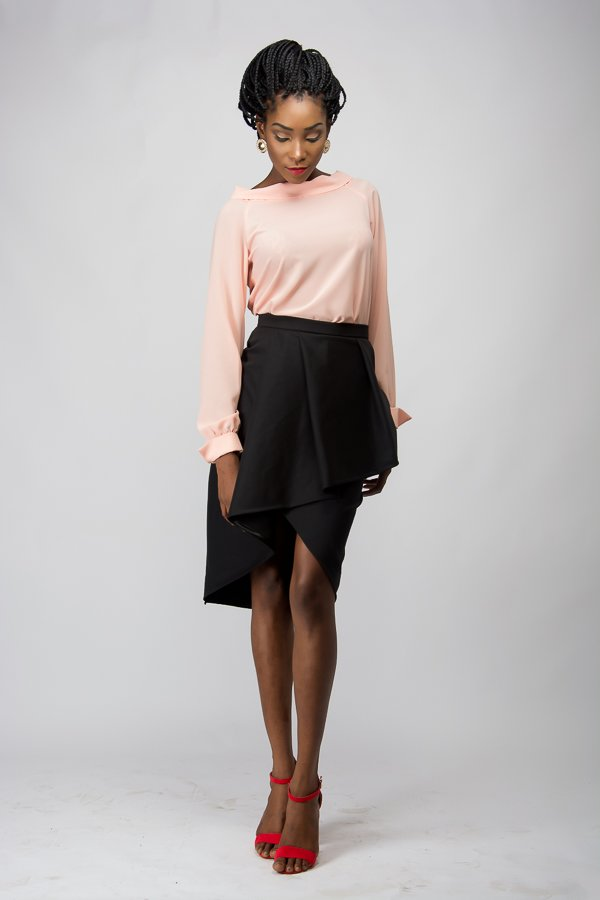 FAB Lookbook Structured Elegance Collection By Lady Biba (5)