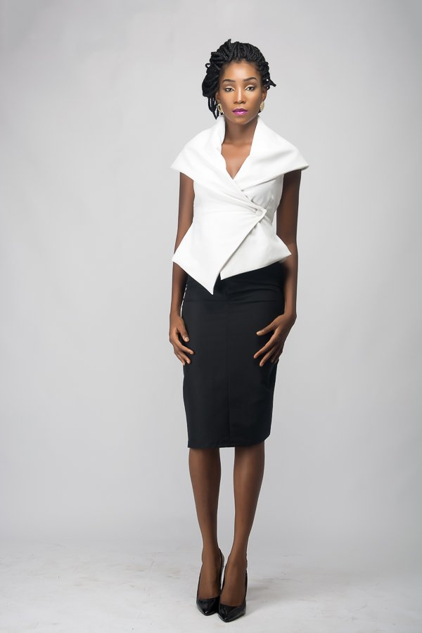 FAB Lookbook Structured Elegance Collection By Lady Biba (8)