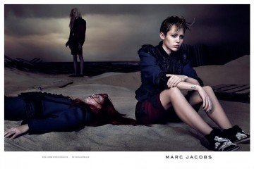 Miley Cyrus Is The New Face Of Marc Jacobs, Stars In 2014 Campaign (1)