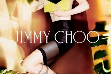 Nicole Kidman Is Sultry And Topless In Jimmy Choo's SpringSummer 2014 Campaign (3)