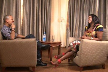 Watch The CNN African Voices Interview With Nollywood's Queen, Omotola Jalade-Ekeinde (1)