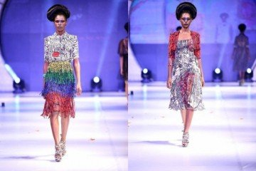 Ituen Basi At Music Meets Runway 2013