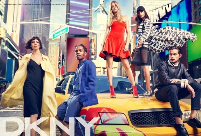 jourdan-dunn-asap-rocky-cara-delevingne-by-mikael-jansson-for-dkny-spring-2014-ad-campaign-1