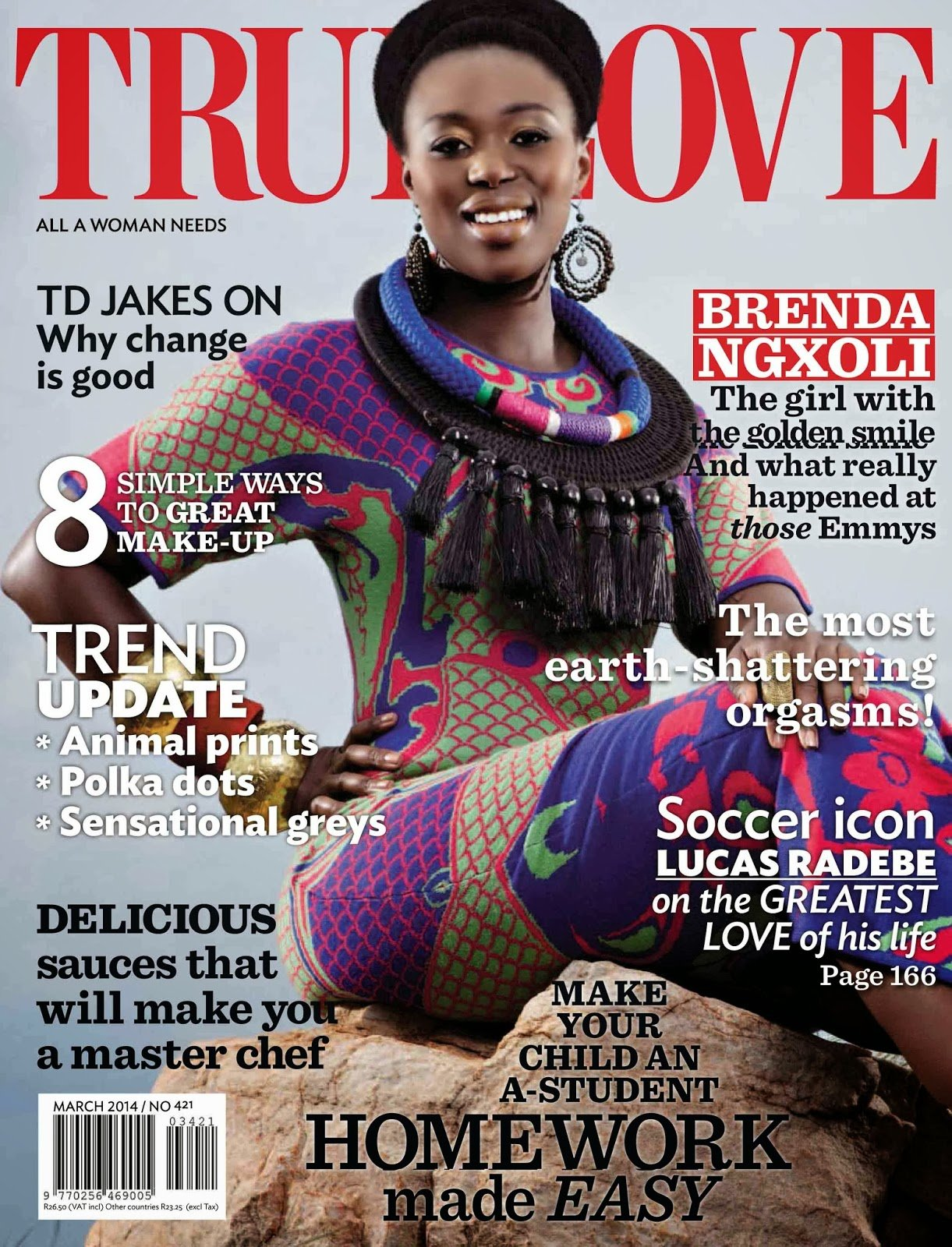Brenda-Ngxoli-TRUE-LOVE-March-2014-FAB-Magazine