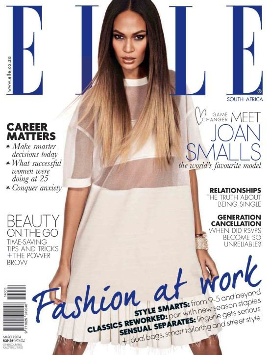 Elle-March-2014-South-Africa-FAB-Magazine-Joan-Smalls