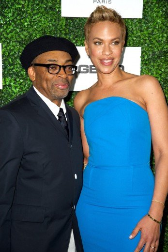 Spike Lee & Tonya Lewis Lee