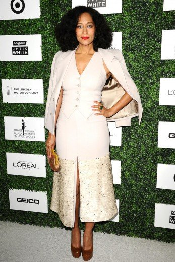 Tracee Elis Ross Wearing Honor
