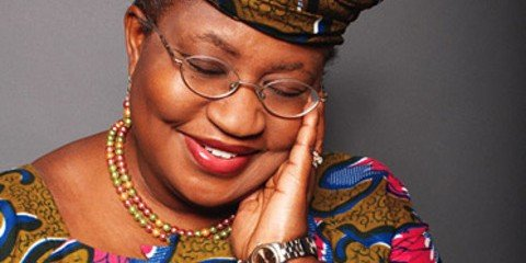 FAB Magazine- Okonjo Iweala dancing to Chop My Money