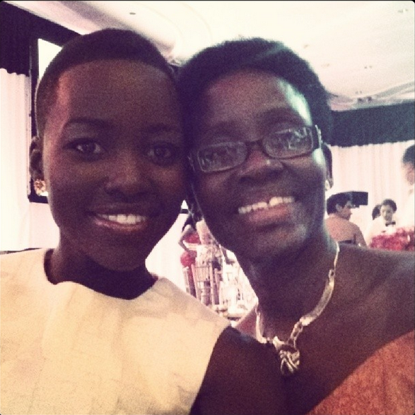 Lupita & Her Mother