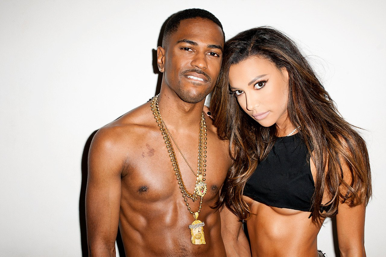 big-sean-naya-rivera-celebrity-couples