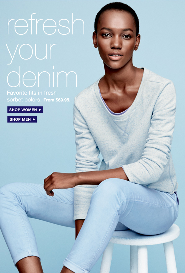 Key fashion trends 2017 - Fab Fashion Tanzanian Model Herieth Paul For Gap Spring