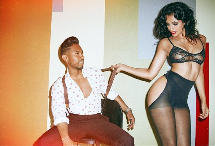nazanin and miguel still dating