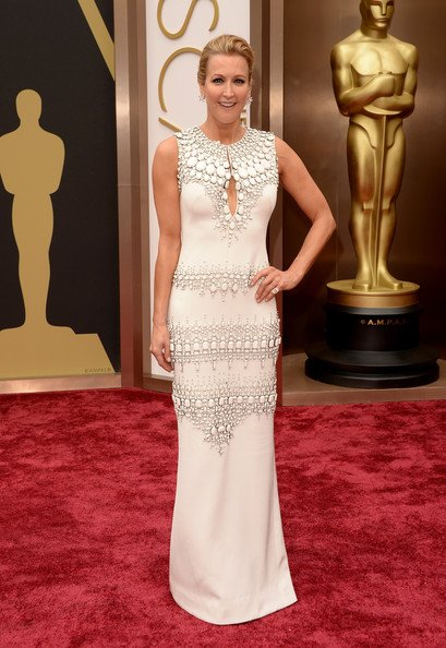 Lara Spencer Wearing Kaufmanfranco